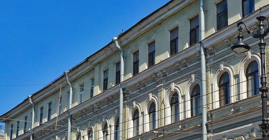 Невский проспект, архив. Фото Яндекс.Панорамы