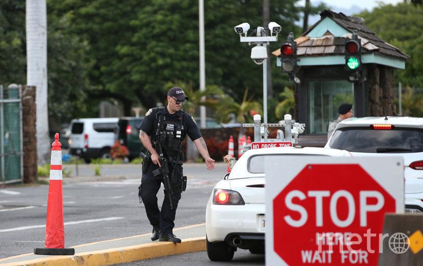 Матрос открыл стрельбу на военной базе Перл-Харбор в США, есть погибшие. Фото Getty