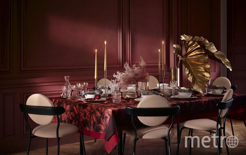 Новогоднее настроение поднимут знакомые элементы декора. Фото предоставлено пресс-службой H&M