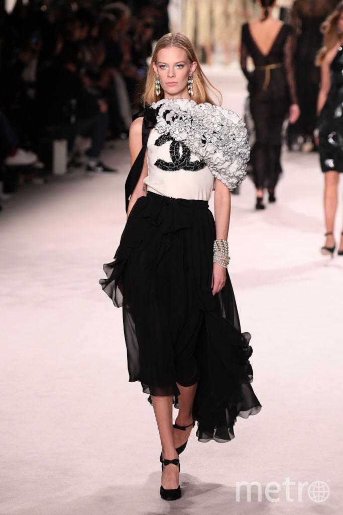 Chanel Metiers d'Art 2019-2020. Фото Getty
