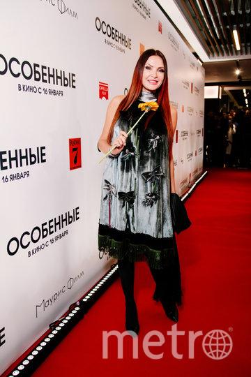 """Эвелина Бледанс на премьере фильма """"Особенные"""". Фото Предоставлено организаторами"""