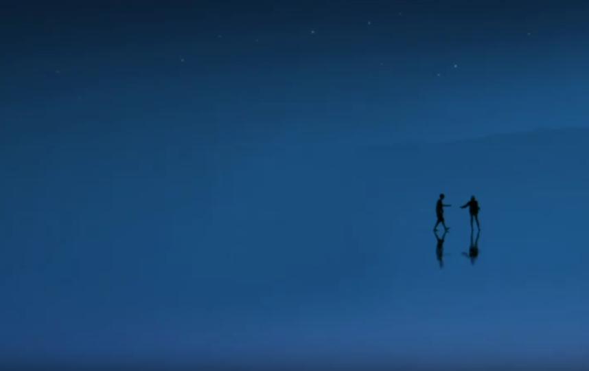 """""""Классический синий"""". Фото скриншот: youtube.com/watch?v=UeTNaba14RI"""