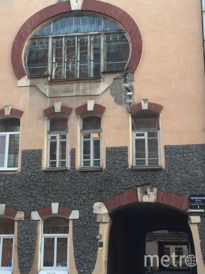 """Многие дома в центре могут не дожить до капремонта. Фото группа VK «Центральный район за комфортную среду обитания»., """"Metro"""""""