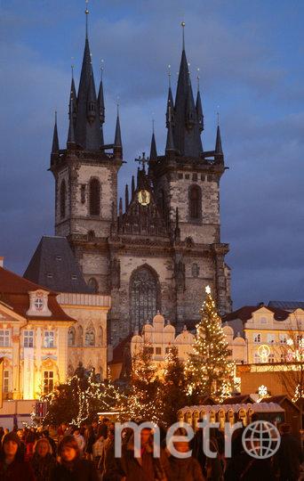 Прага, Чехия. Фото Getty