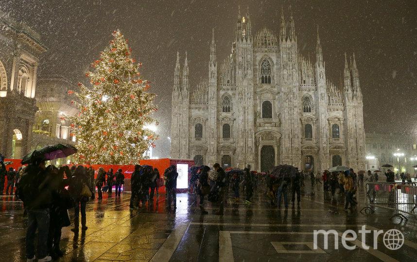 Милан, Италия. Фото Getty