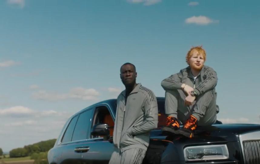 9. Ed Sheeran (feat Stormzy, Jaykae & Aitch) – Take Me Back to London. Фото скриншот: youtube.com/watch?v=XJQy_R9CYR4