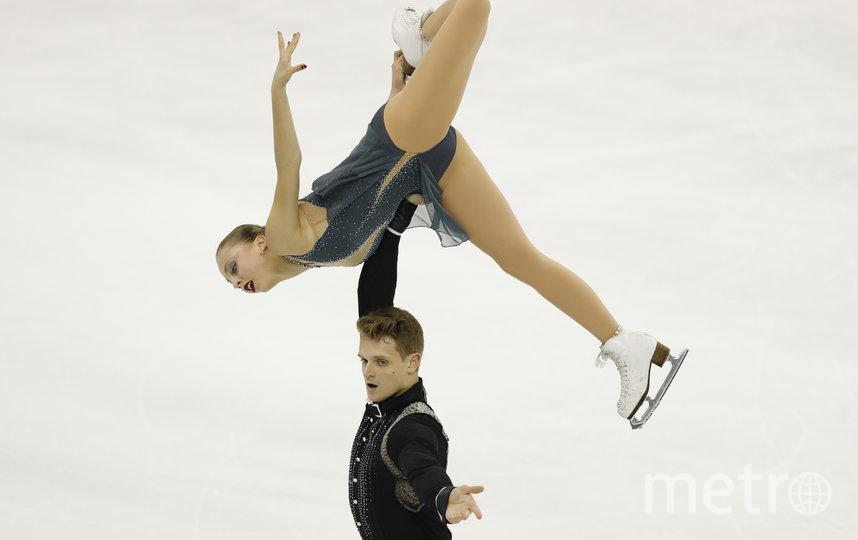 Александра Бойкова и Дмитрий Козловский – две победы на этапах. Фото Getty