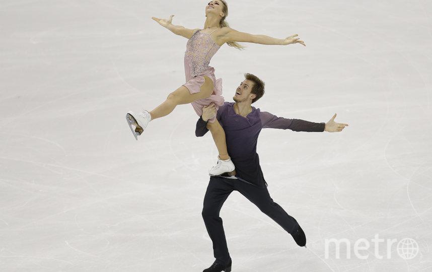 Виктория Синицина и Никита Кацалапов – две победы на этапах. Фото Getty