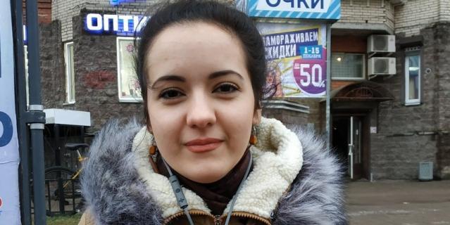 Анастасия, 23 года, менеджер.