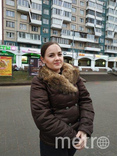 """Дарья, официантка, 25 лет. Фото Наталья Сидоровская, """"Metro"""""""
