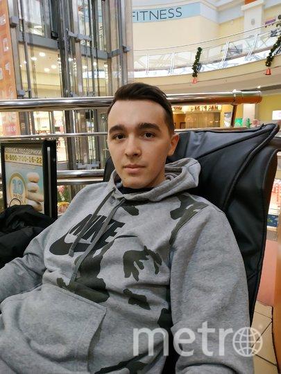 """Максим, таксист, 27 лет. Фото Наталья Сидоровская, """"Metro"""""""