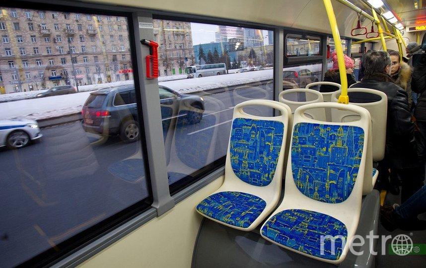 В Москве появится 16 новых автобусных маршрутов. Фото Василий Кузьмичёнок