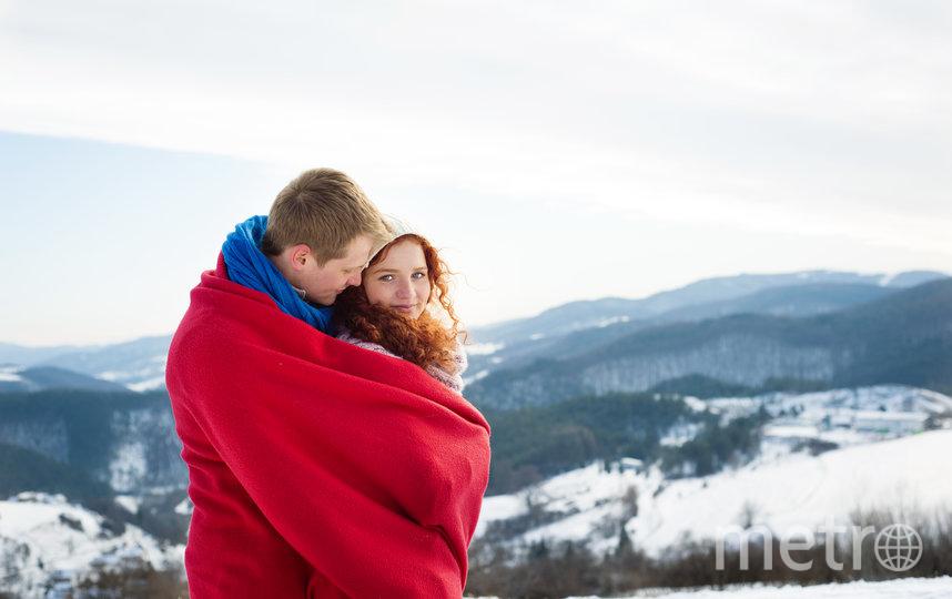 Подборка тёплой одежды для мужчин и женщин. Фото depositphotos