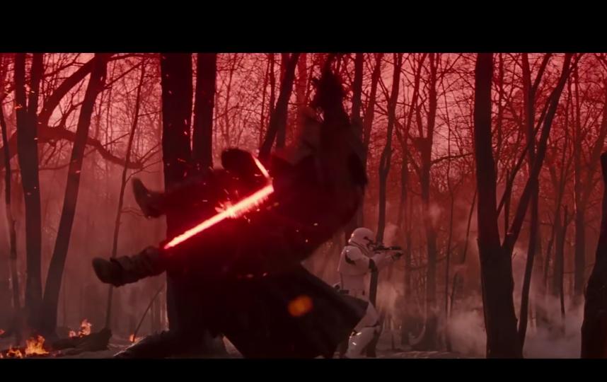 """Кадр из трейлера фильма """"Звёздные войны 9. Скайуокер. Восход"""". Фото скриншот: youtube.com/watch?v=OvyJhD5lbOw"""