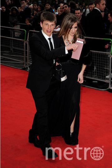 Андрей Аршавин и Юлия в 2011-м году. Фото Getty