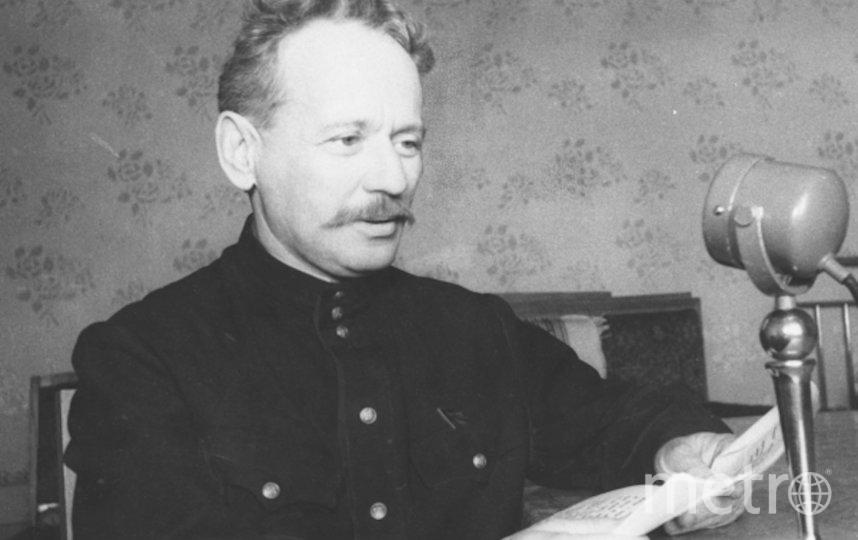 Михаил Шолохов. Фото РИА Новости