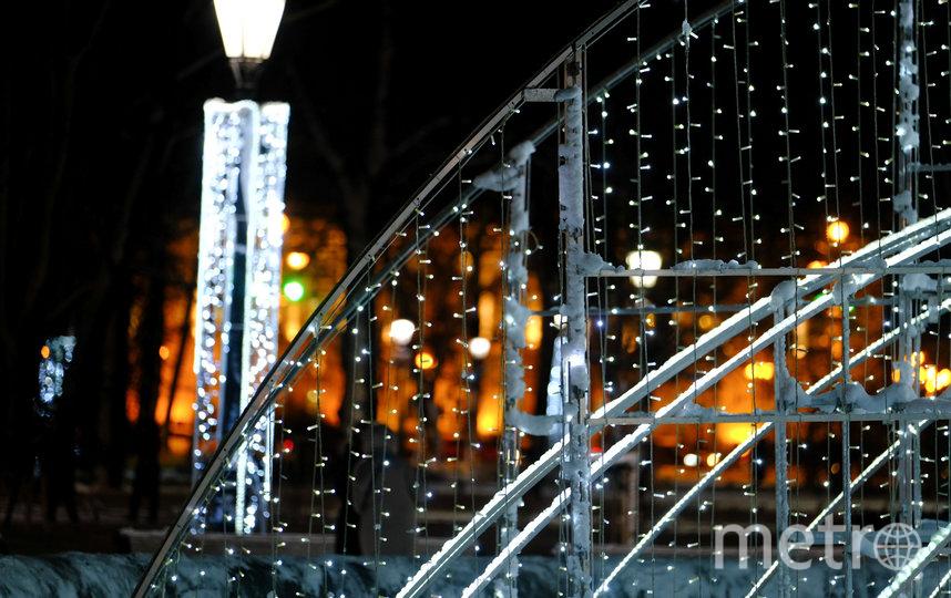 """Петербург красив невероятно: к Новому году украсили почти полностью. Фото Святослав Акимов., """"Metro"""""""