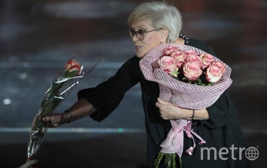 Алиса Фрейндлих, 2018 год. Фото РИА Новости