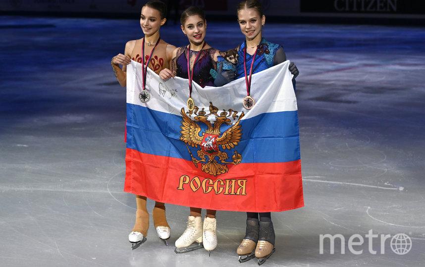 Россиянки вписали себя в историю. Фото AFP