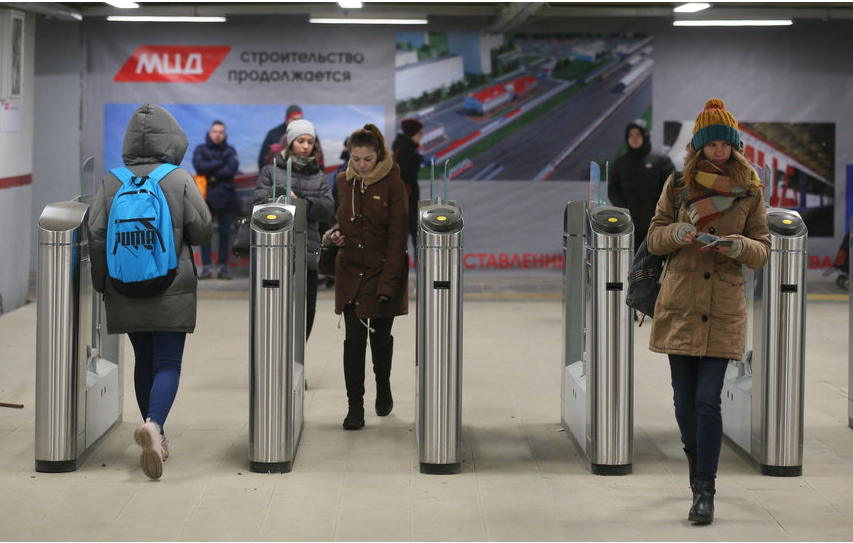 Период бесплатного проезда на Московских центральных диаметрах завершился. Фото Василий Кузьмичёнок