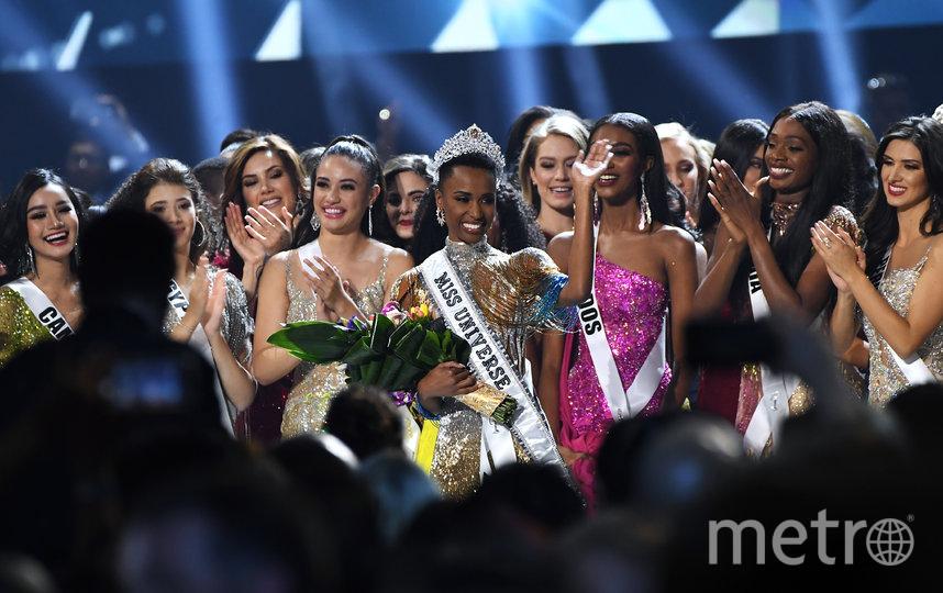 """Участницы конкурса """"Мисс Вселенная — 2019"""". Фото Getty"""