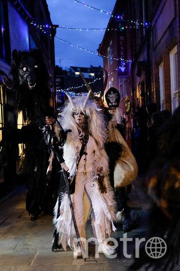 Парад в Англии 7 декабря 2019. Фото Getty