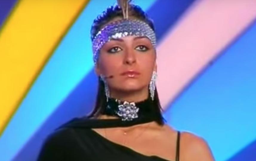 Екатерина Варнава в начале карьеры. Фото Скриншот Youtube