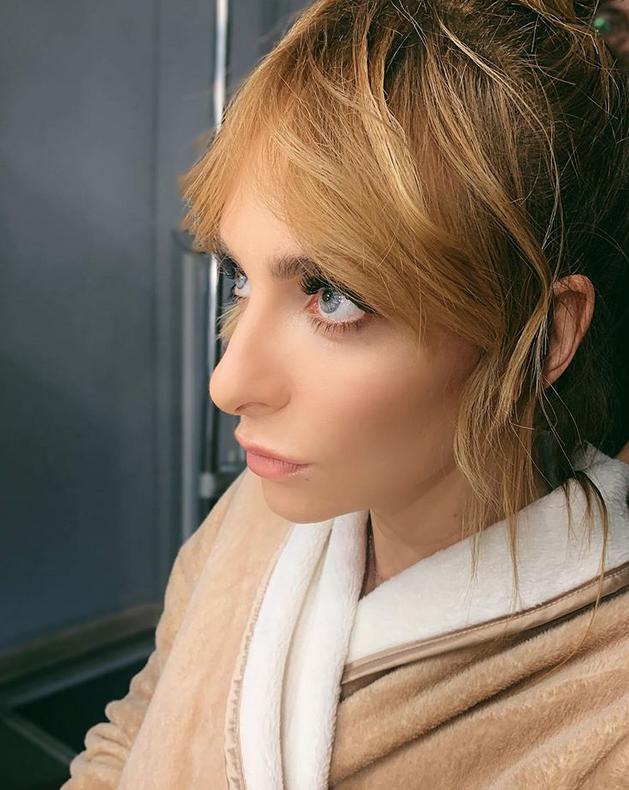 Екатерина Варнава сейчас. Фото Скриншот Instagram: @kativarnava