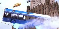 Машины будут летать, а люди  – лежать на полках магазинов: Будущее Москвы