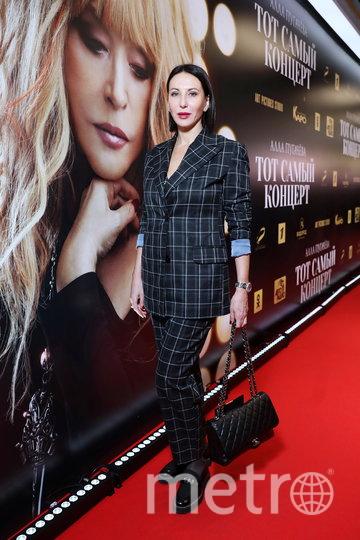 Алика Смехова на премьере фильма. Фото Предоставлено организаторами