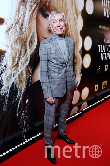 Юрий Николаев на премьере фильма. Фото Предоставлено организаторами