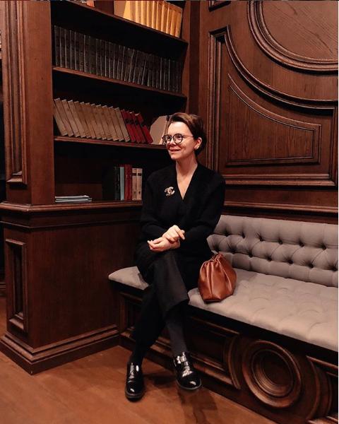 Татьяна Брухунова. Фото скриншот instagram.com/bruhunova/.
