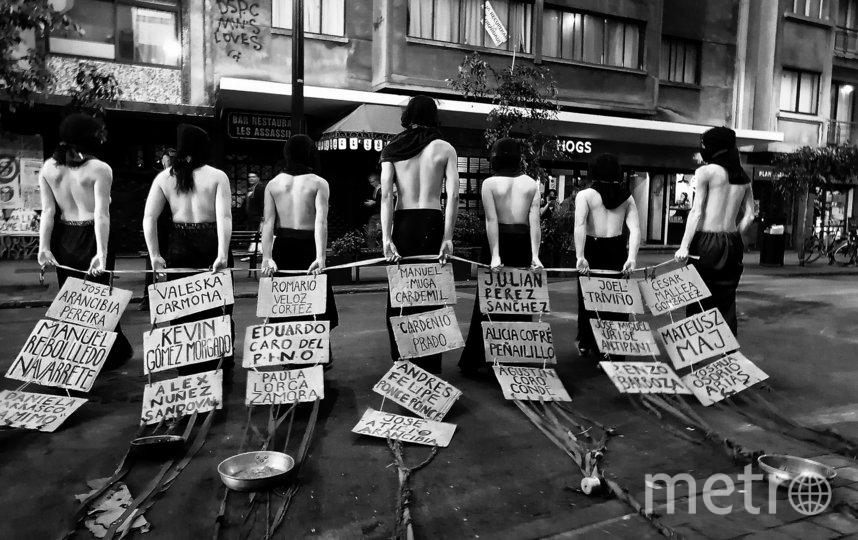 Те, кого нет. Фото Natalia Cea S | Chili