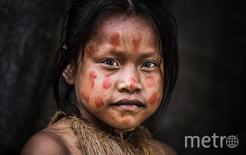 Взгляд предков. Фото Kevin Molano Ph | Colombia