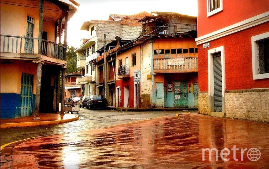 Дождливый день в Сининкае. Фото Jeff Schinsky | Ecuador