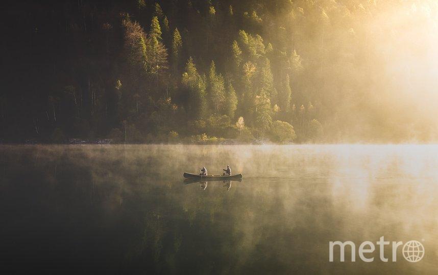 Утреннее сияние. Фото Andy Johanesen | International