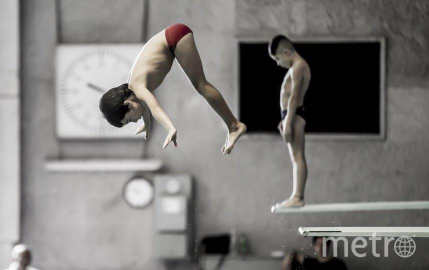 Красные плавки. Фото Claudio Gennari | Italy