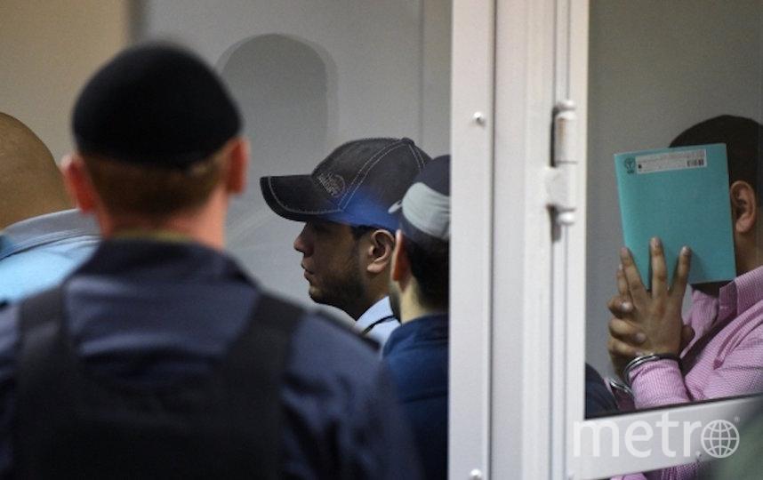 Члены банды GTA. Фото РИА Новости