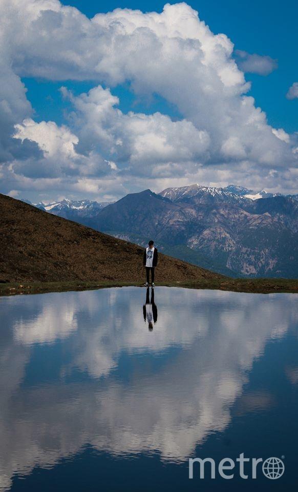 Зеркальные иллюзии. Фото Nicole Piccolo | Italy