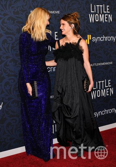 Лора Дерн и Эмма Уотсон. Фото Getty
