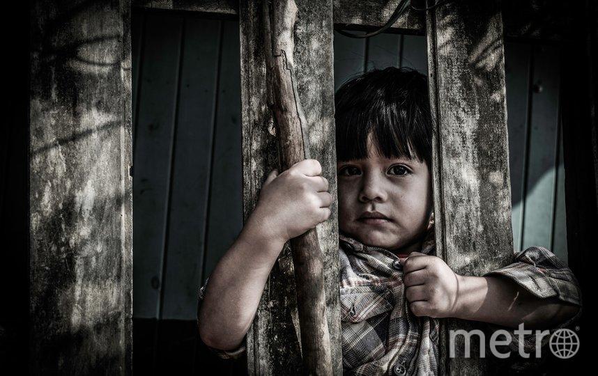 Взгляд в небытие. Фото Herling Reynafarje | Peru