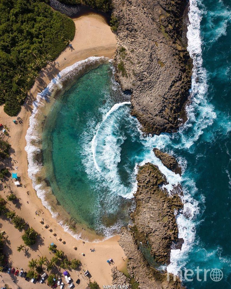 Пляж Плайя-Чикита. Фото Jose Anaya | Puerto Rico