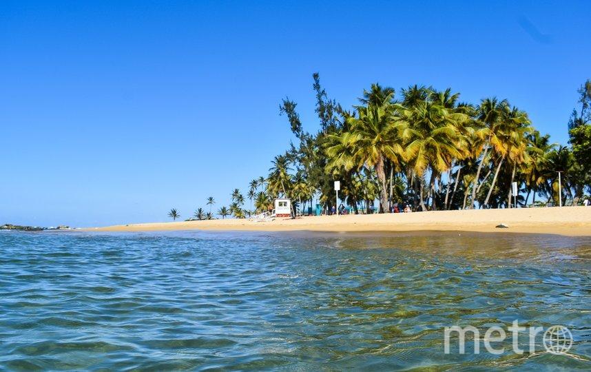 Пляж Эскамброн. Фото Jean Acosta | Puerto Rico