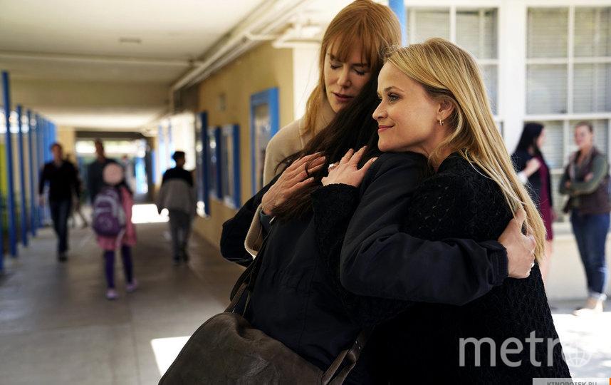 """Кадр из сериала """"Большая маленькая ложь"""". Фото HBO, kinopoisk.ru"""
