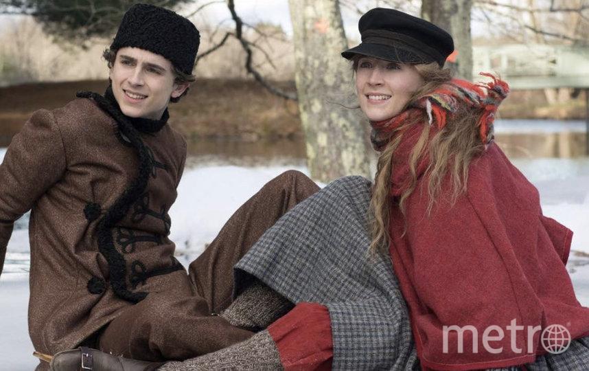 """Кадр из фильма """"Маленькие женщины"""". Фото WDSSPR, kinopoisk.ru"""
