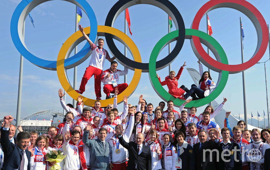 На ближайшей Олимпиаде Россия, как и 4 года назад, выступит под нейтральным флагом. Фото AFP