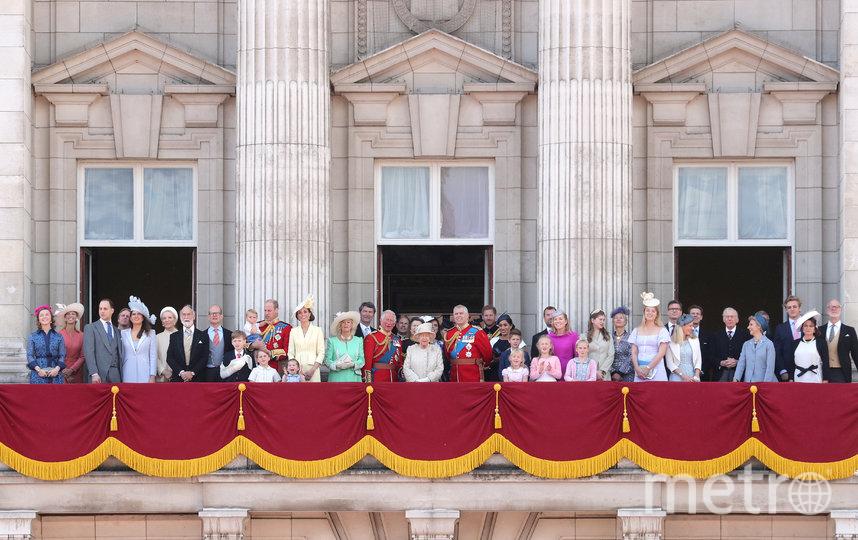 День монарха, июнь 2019. Фото Getty
