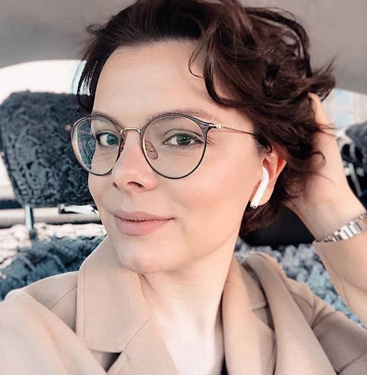 Татьяна Брухунова, фотоархив. Фото скриншот www.instagram.com/bruhunova/