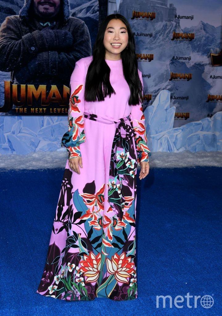 """Премьера """"Джуманджи: Новый уровень"""" в Голливуде. Аквафина. Фото Getty"""