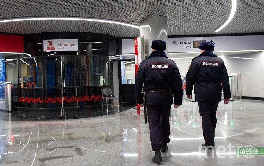 Неизвестный сообщил о минировании 25 станций метро в Москве. Фото Василий Кузьмичёнок